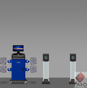 Стенд сход развал 3D ТехноВектор 7 Т7202 М5A