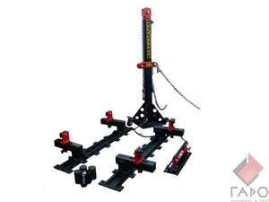 Рихтовочный напольный стапель NS-12 (AUTOSTAPEL)