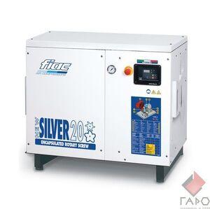 Винтовой компрессор NEW SILVER 20 (15 атм.)