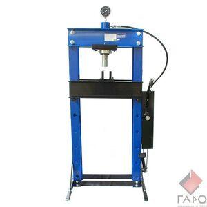 Пресс гидравлический ручной/ножной 30 тонн 0500F-4