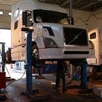 Оборудование для грузового автосервиса